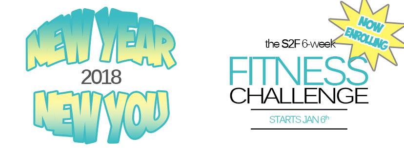 S2F 6 Week Fitness Challenge
